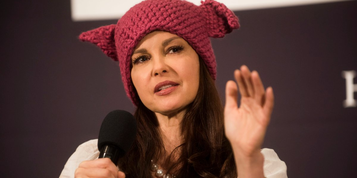 Rape Survivor Ashley Judd Explains Why Trump Triggers So Many Sexual Assault Survivors